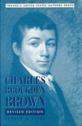 9780805776065: Charles Brockden Brown (Twayne's United States Authors Series)