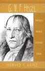 9780805778083: G. W. F. Hegel (World Authors Series)