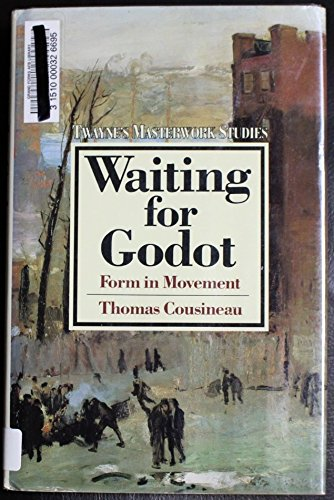 9780805779745: Waiting for Godot: Form in Movement