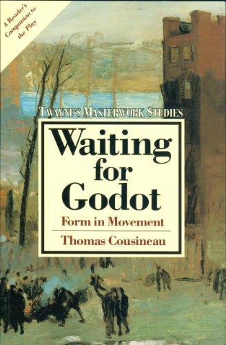 9780805780246: Waiting for Godot: Form in Movement (Twayne's masterwork)