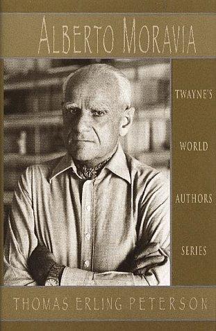 9780805782967: World Authors Series: Alberto Moravia