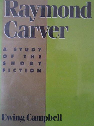 9780805783001: Raymond Carver: A Study of the Short Fiction (Twayne's Studies in Short Fiction)