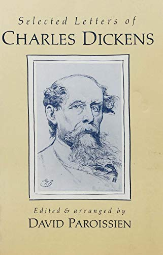 9780805785371: Selected Letters of Charles Dickens (Critical Editions Program)