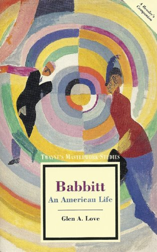 9780805785623: Babbitt: An American Life (Twayne's Masterwork Studies)