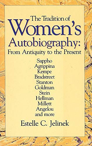 9780805790214: The Tradition of Women's Autobiography from Antiquity to the Present