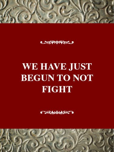 9780805791341: We Have Just Begun to Not Fight: An Oral History of Conscientious Objectors in the Civilian Public Service During World War II (Oral History Series)