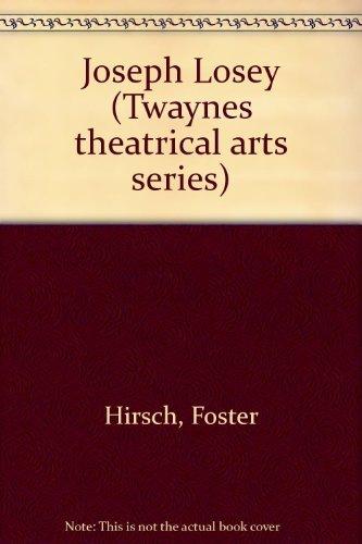 9780805792577: Joseph Losey (Twayne's theatrical arts series)