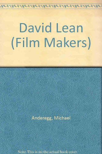 9780805792980: David Lean (Film Makers S.)