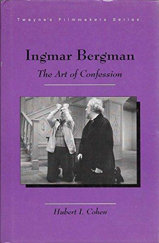 9780805793123: Ingmar Bergman: The Art of Confession (Twayne's Filmmakers Series)