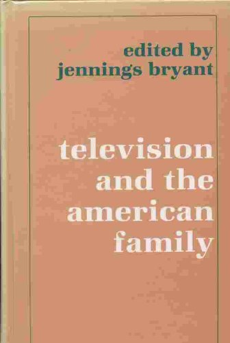 9780805801163: Television and the American Family (Communication Series)