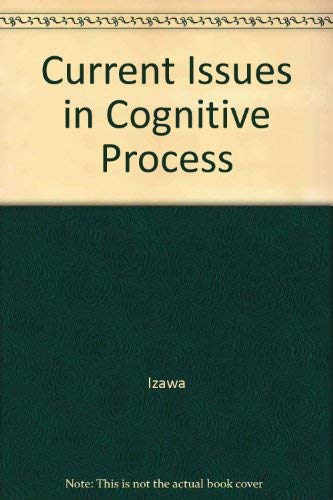 9780805801446: Current Issues in Cognitive Processes