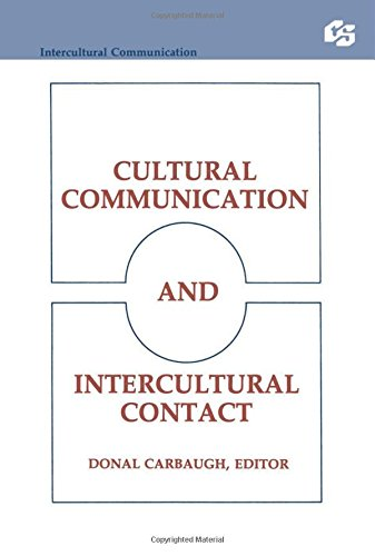9780805801675: Cultural Communication and Intercultural Contact (Routledge Communication Series)