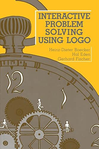 9780805803068: Interactive Problem Solving Using Logo