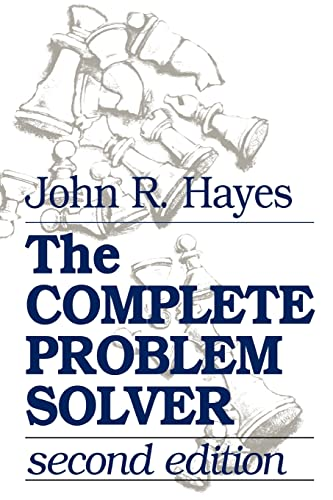 9780805803099: The Complete Problem Solver, Second Edition