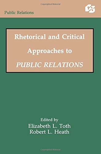 9780805804706: Rhetorical and Critical Approaches to Public Relations II (Routledge Communication Series)