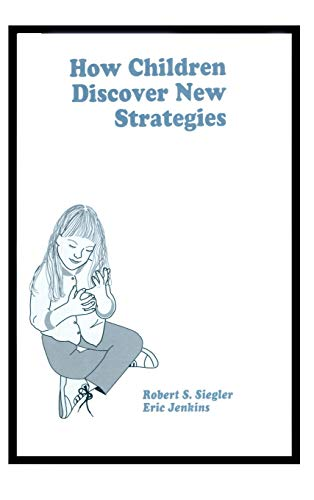 9780805804720: How Children Discover New Strategies (Distinguished Lecture Series)