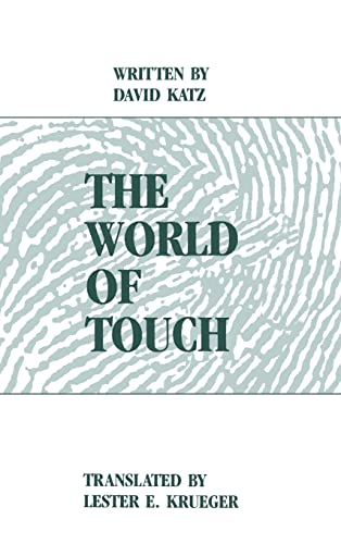9780805805291: The World of Touch