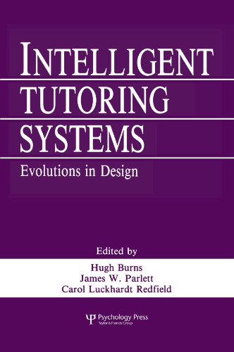 9780805806830: Intelligent Tutoring Systems: Evolutions in Design (Culture; 26)