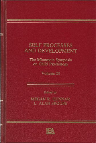 9780805806953: Self Processes and Development: The Minnesota Symposia on Child Psychology, Volume 23: Symposium Proceedings (Minnesota Symposia on Child Psychology Series)