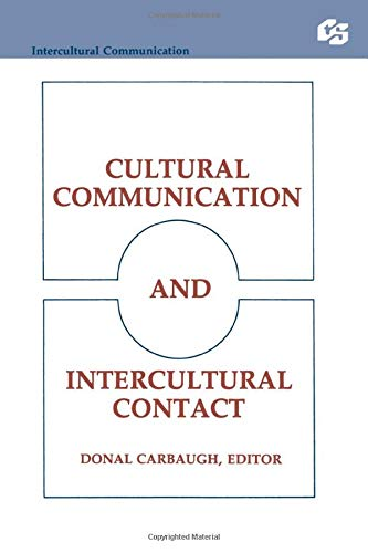 9780805807271: Cultural Communication and Intercultural Contact (Routledge Communication Series)