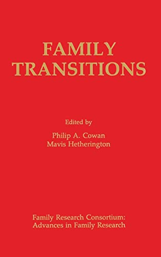 9780805807844: Family Transitions (Advances in Family Research Series)
