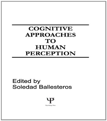 9780805810431: Cognitive Approaches to Human Perception