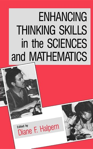 9780805810523: Enhancing Thinking Skills in the Sciences and Mathematics