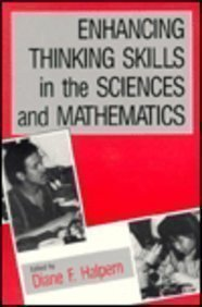 9780805810530: Enhancing Thinking Skills in the Sciences and Mathematics