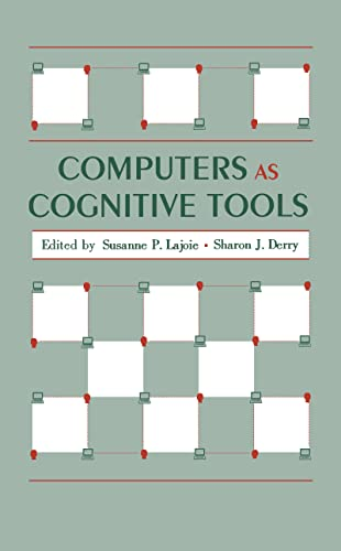 9780805810813: Computers As Cognitive Tools (Technology and Education Series)