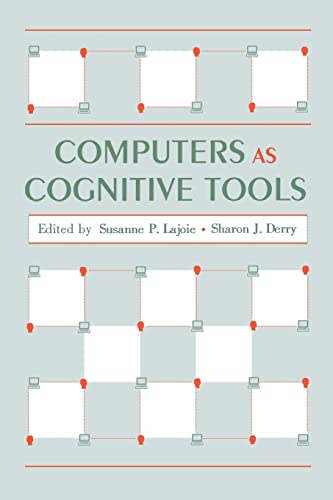 9780805810820: Computers As Cognitive Tools (Technology and Education Series)