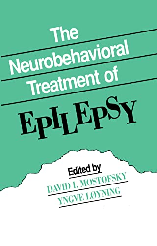 9780805811063: The Neurobehavioral Treatment of Epilepsy