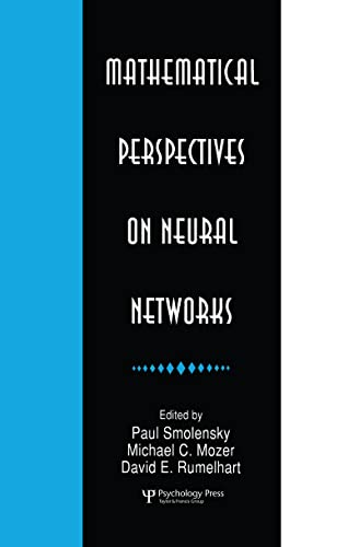 9780805812015: Mathematical Perspectives on Neural Networks (Developments in Connectionist Theory Series)