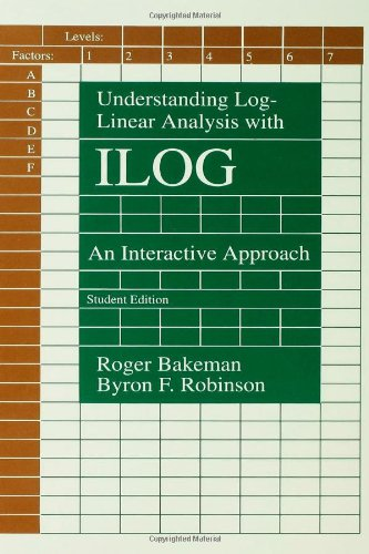 9780805812404: Understanding Log-linear Analysis With Ilog: An Interactive Approach