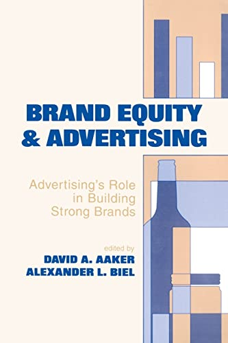 9780805812848: Brand Equity & Advertising: Advertising's Role in Building Strong Brands (Advertising and Consumer Psychology)