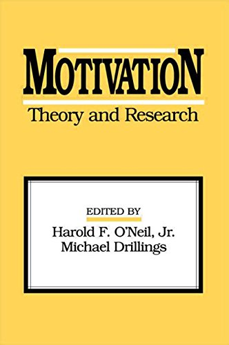 9780805812862: Motivation: Theory and Research