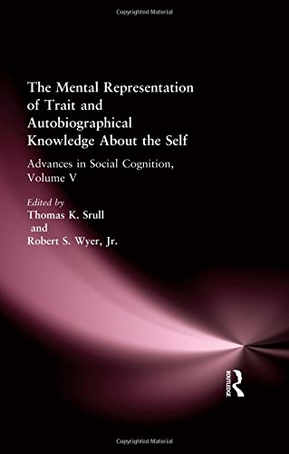 The Mental Representation of Trait and Autobiographical Knowledge About the Self: Advances in ...