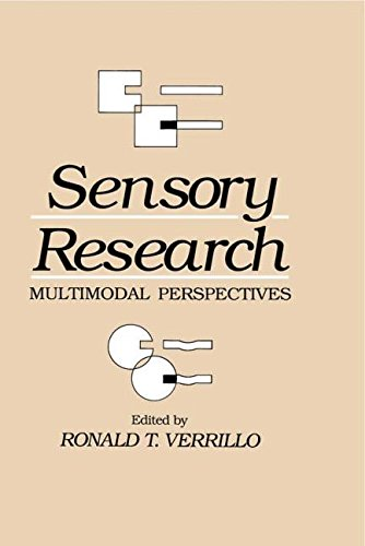 9780805813425: Sensory Research: Multimodal Perspectives
