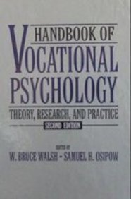 9780805813746: Handbook of Vocational Psychology: Theory, Research, and Practice (Contemporary Topics in Vocational Psychology) (v. 1)