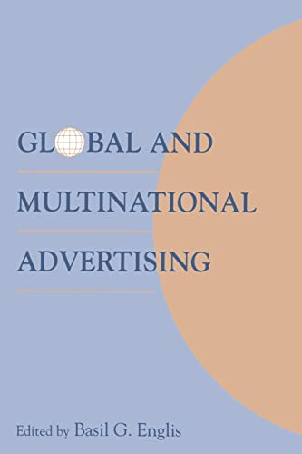 9780805813951: Global and Multinational Advertising (Advertising & Consumer Psychology)
