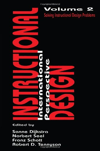 Instructional Design: International Perspectives II: Volume I: Dijkstra, Sanne