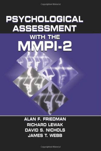 9780805814446: Psychological Assessment With the MMPI-2