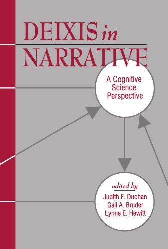 9780805814637: Deixis in Narrative: A Cognitive Science Perspective