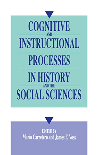9780805815641: Cognitive and Instructional Processes in History and the Social Sciences