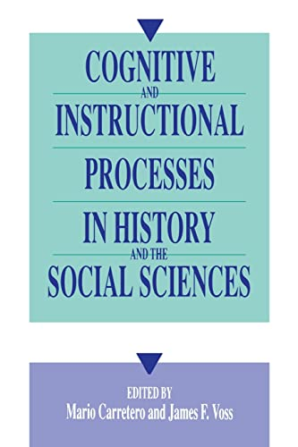9780805815658: Cognitive and Instructional Processes in History and the Social Sciences