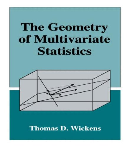 9780805816563: The Geometry of Multivariate Statistics