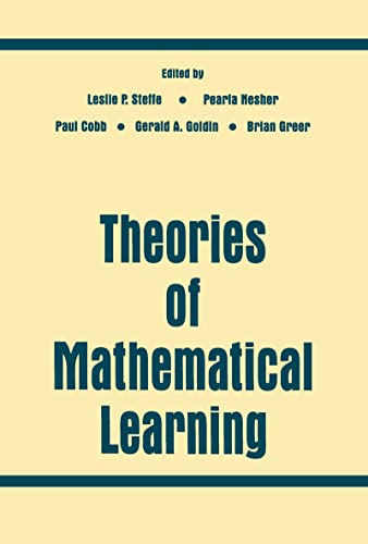 Theories of Mathematical Learning: Leslie P. Steffe