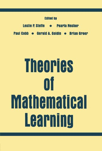 Theories of Mathematical Learning: Routledge