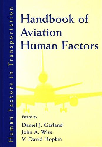 9780805816808: Handbook of Aviation Human Factors (Human Factors in Transportation Series)