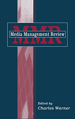 9780805817874: Media Management Review