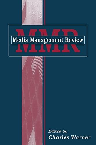 9780805817881: Media Management Review
